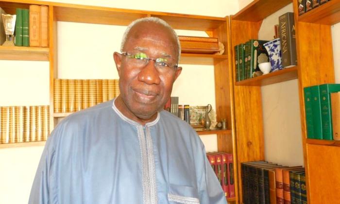 Les précisions de l'Histoire Générale du Sénégal des origines sur l'initiation de El Hadji Amadou Sakhir Ndiéguène...