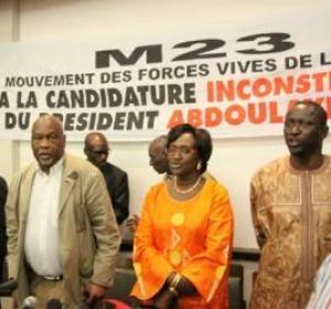 Le M23 entend braver l'interdiction du ministère de l'Intérieur