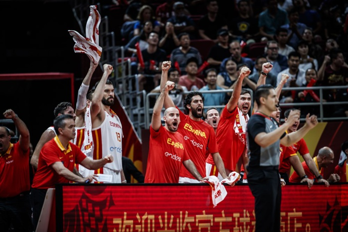 Mondial Basket 2019 : L'Espagne se hisse en finale suite à une victoire aux prolongations, contre l'Australie (95-88)
