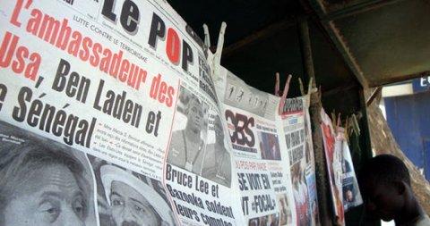 Liberté de la presse: le Sénégal classé 75ème  sur 179 pays