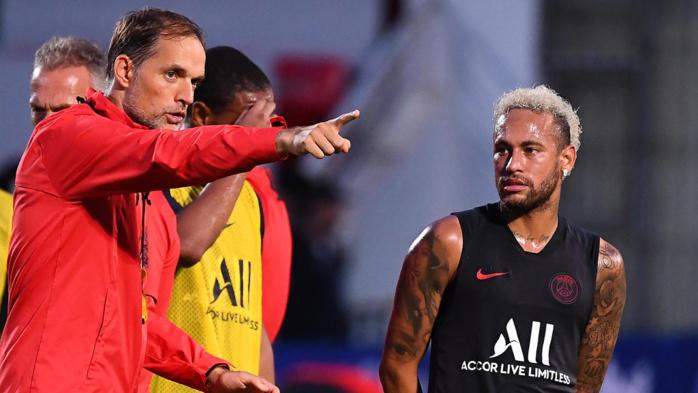 PSG : Tuchel annonce le retour de Neymar dans le groupe, ce samedi contre Strasbourg