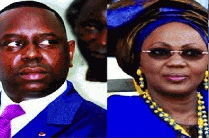 Aminata Tall et Macky Sall scellent leur union au Radisson