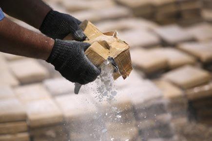 Provocation: Des trafiquants expédient de la cocaïne à l'Onu.