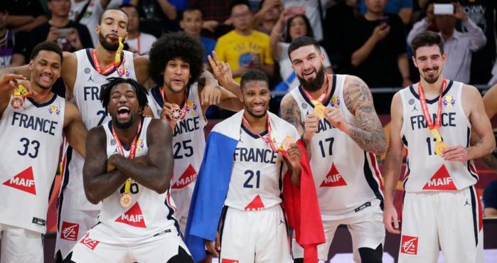 Mondial Basket FIBA 2019 : La France décroche le bronze contre L'Australie battue (67 à 59)