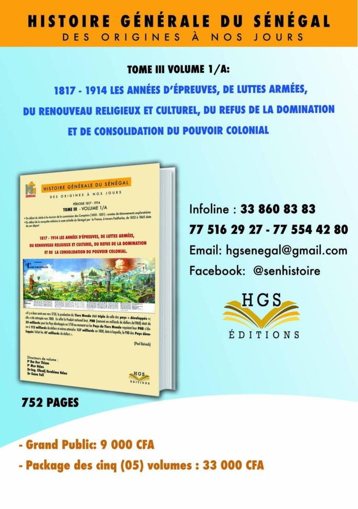 HGS / VOLUME 1/A TOME III : Les précisions du comité de pilotage...