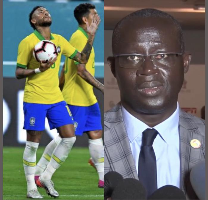 """Amical : Les """"Lions"""" du Sénégal joueront contre le Brésil en octobre"""