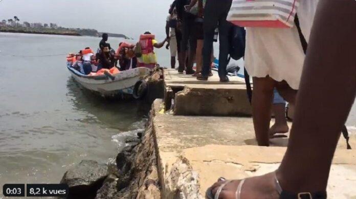 Naufrage d'une pirogue à l'Île Sarpan : Des enquêtes administrative et judiciaire ouvertes (HASSMAR)