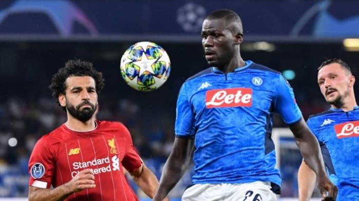 LDC - Phase de groupes : Liverpool battu d'entrée par Naples de Koulibaly (2-0)