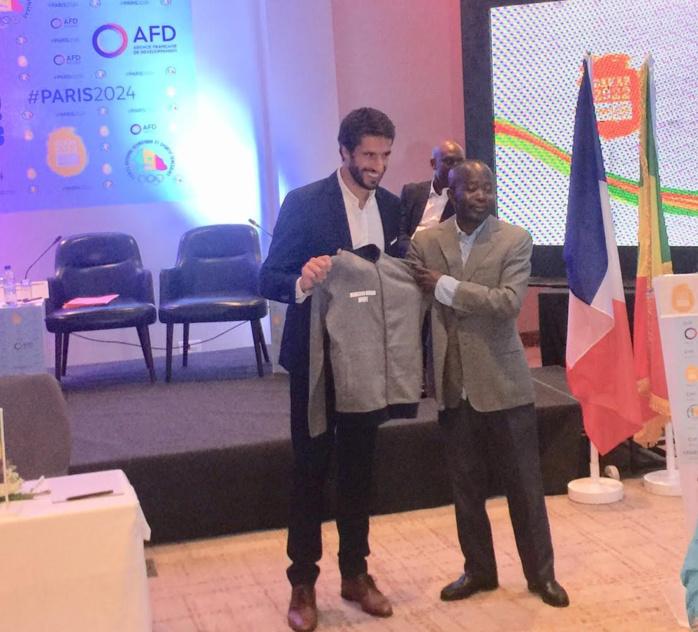 Signature d'une Convention de collaboration : Paris 2024 (JO) et Dakar 2022 (JOJ) sur la même piste pour une meilleure organisation