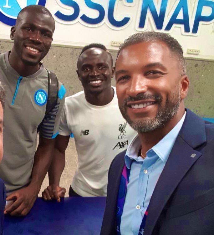 Habib Bèye, sur la pelouse du Napoli, évoque son rêve de devenir entraîneur d'un grand club : « C'est ici que j'aimerais être… »