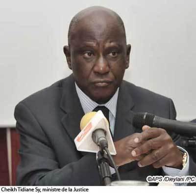 Meurtre de Fodé Ndiaye: les auteurs seront ''punis'', assure Cheikh Tidiane Sy