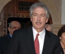 William Burns, sous-secrétaire d'Etat américain chargé des affaires politiques, dévoile la position des Etats-Unis au micro de la RFM