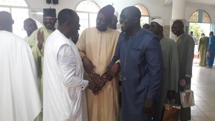 Carnet Rose : Le fils de Me Ousmane Sèye s'est marié…