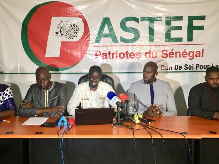 Mouvement des cadres patriotiques : Bassirou Diomaye Faye fait la leçon aux cadres du parti au pouvoir