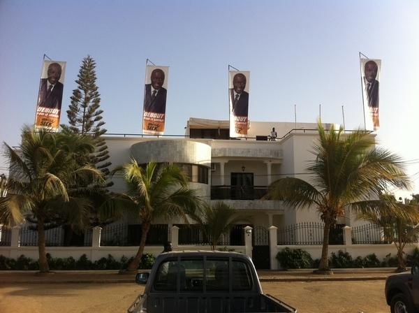 Dernière minute: Le siège de Rewmi sous haute surveillance policière