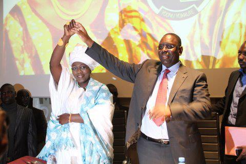 Exclusif ! Macky Sall et Aminata Tall rendent une visite discrète à Serigne Mansour Sy Djamil