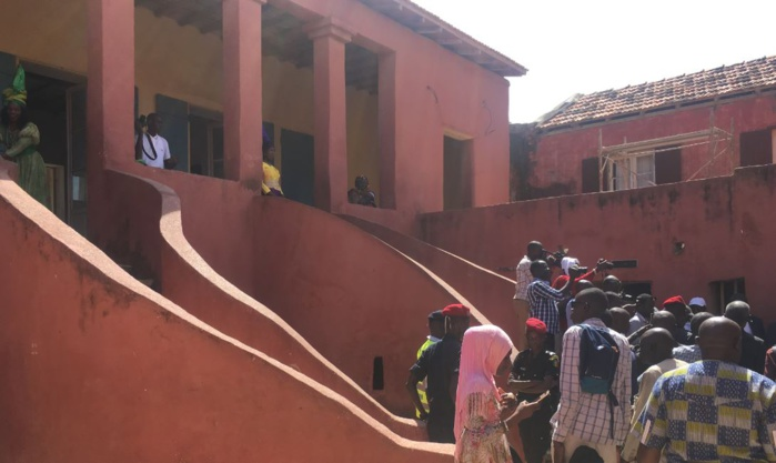 Maison des esclaves de Gorée : La revitalisation de l'espace mémoriel en voie d'achèvement