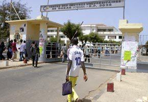 Dernière minute: Graves affrontements entre étudiants ibadous et mourides à l'université de Dakar