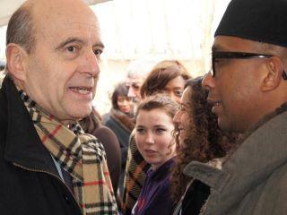 Suite à l'invalidation de la candidature de Youssou Ndour, son représentant en France rencontre Alain Juppé.