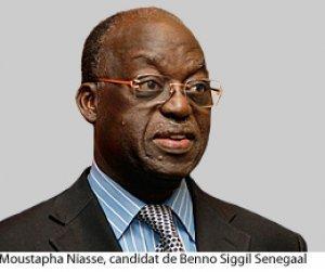 """Moustapha Niasse promet d'""""assainir"""" la diplomatie sénégalaise"""