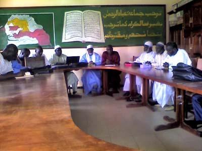 Jamaatou Ibadou Rahmane : Déclaration relative à la décision du conseil constitutionnel sur les candidatures à l'élection présidentielle de février 2012