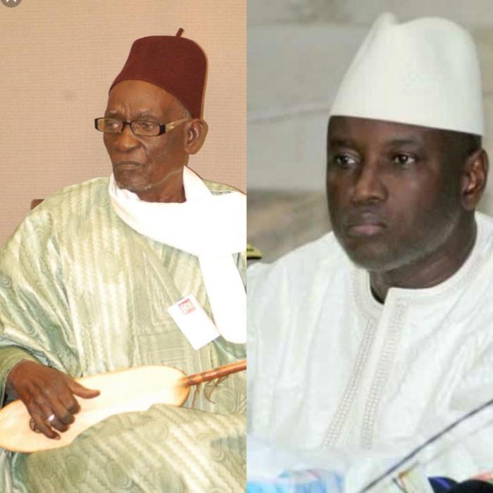 Décès de Samba Diabaré Samb : Le témoignage du Ministre de l'intérieur et maire de Linguère Aly Ngouille N'diaye