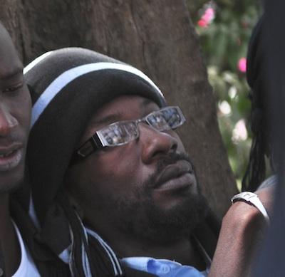 """Fadel Barro, porte-parole de """"Y'en a marre"""": «La France doit prendre ses responsabilités en disant à Abdoulaye Wade de partir»"""