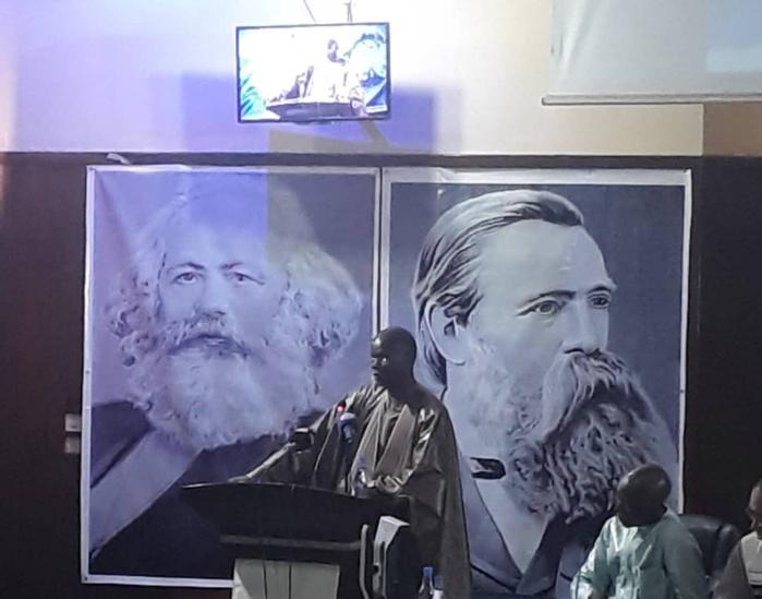 Hommage à Amath Dansokho : Le message du ministre Mor Ngom...