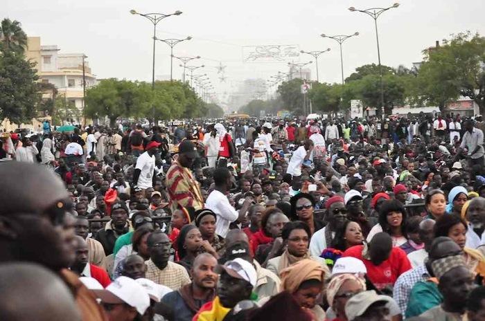 Dernière minute: L'Etat ne s'opposera pas à la manifestation de cet après-midi du M23