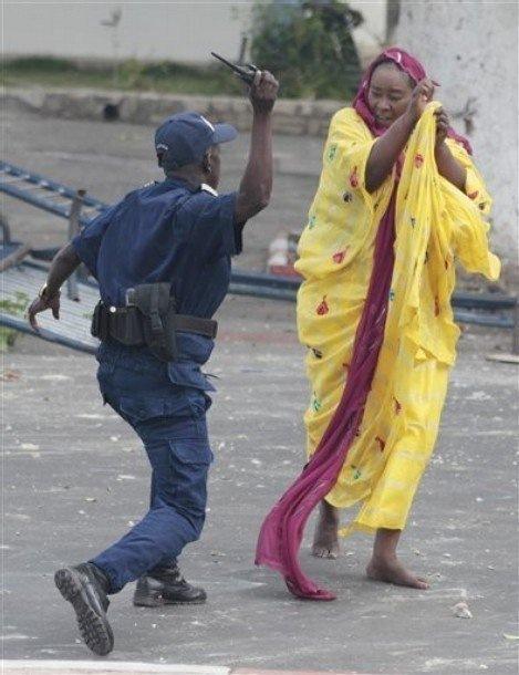 A nos valeureux frères de l'armée républicaine du Sénégal