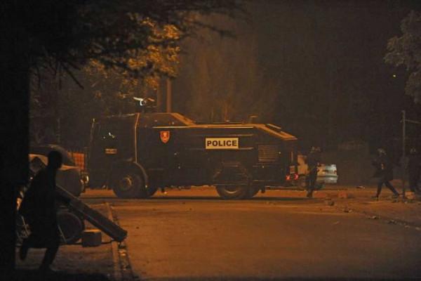 Dernière minute: Colobane, champ de bataille entre manifestants et forces de l'ordre