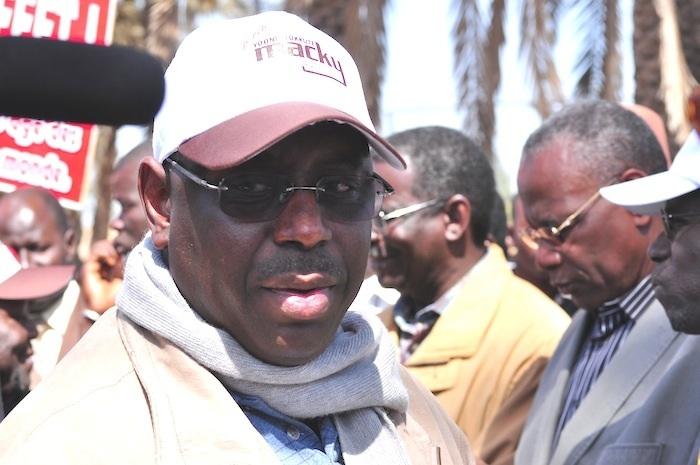 Macky Sall annonce qu'il va porter plainte contre Abdoulaye Wade devant le Haut commissariat de l'Onu aux droits de l'homme