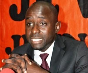 Thierno Bocoum arrêté.