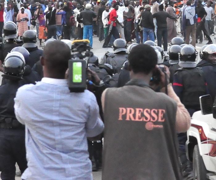 Pouvoir et Forces alliées (Fal 2012) dénoncent la partialité des journalistes.