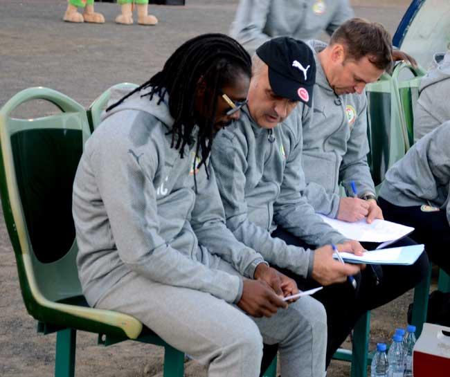 Amical Sénégal-Brésil, à Singapour : Quelle liste des 23 pour les Lions ?