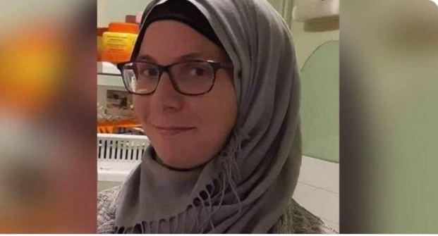 Tuée par son conjoint après s'être convertie à l'Islam : prière mortuaire de Johanna Tilly  aujourd'hui
