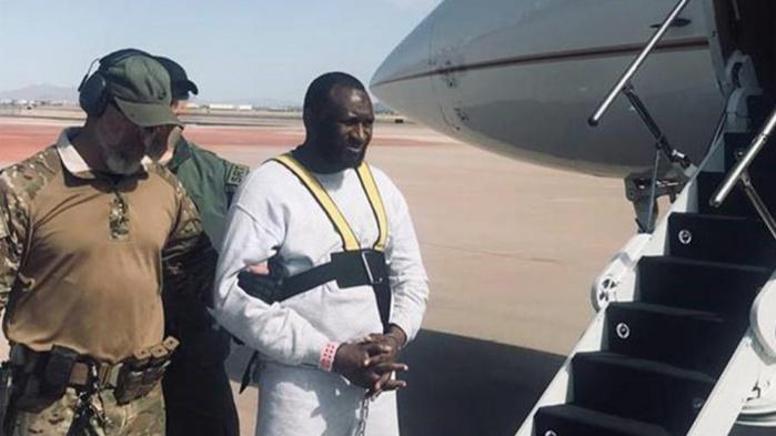 Condamné par contumace à la perpétuité : un fugitif franco-sénégalais caché à New York extradé des États-Unis
