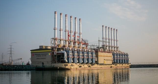 PRODUCTION D'ÉLECTRICITÉ  : Un bateau, centrale électrique de 240 Mw attendu à Dakar pour 5 ans