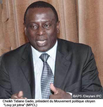 Cheikh Tidiane Gadio dit sa part de vérité cet après-midi