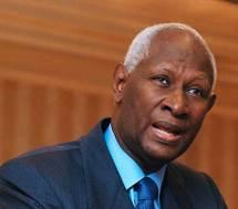 """Abdou Diouf sur la situation du Sénégal: """"Je prie pour mon pays."""""""