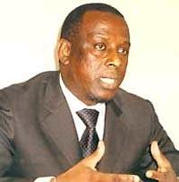 Cheikh Tidiane Gadio pour une ''stratégie commune'' contre la candidature d'Abdoulaye Wade