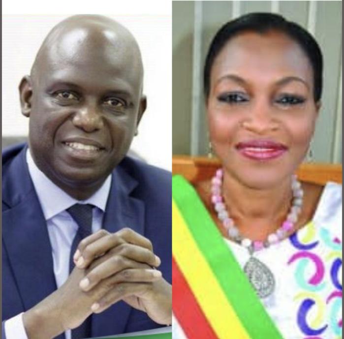 AL KHAYRI : Mansour Faye et Aminata Gueye se sont mariés.