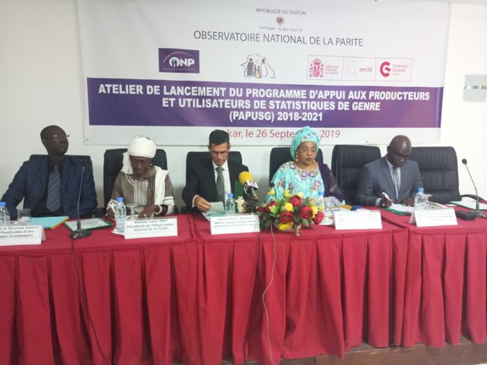 Inclusion des femmes dans les instances de décision : Le royaume d'Espagne octroie 518 550 000 francs CFA au gouvernement du Sénégal