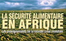 Alerte: 800 000 Sénégalais seront bientôt affectés par l'insécurité alimentaire