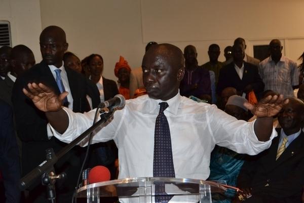 Journal de la campagne: Idrissa Seck ouvre le bal
