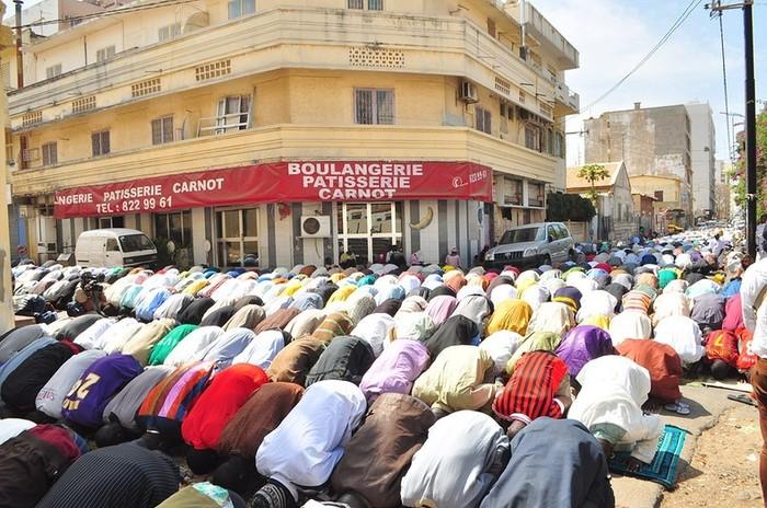 Regardez les images de la prière du M23 pour solliciter la bénédiction sur les manifestants tués et le départ de Wade