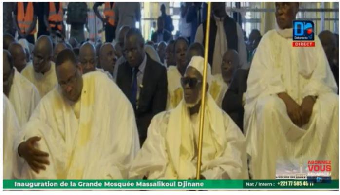 « Massalikoul Djinane » : retrouvailles officielles entre Wade et son successeur Macky Sall sept ans après