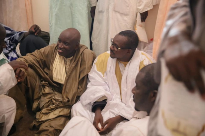 Inauguration de Mazalikoul Djinane : Le satisfecit de la communauté mouride à Aly Ngouille Ndiaye.