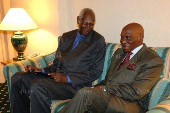 Partir aussi digne qu'Abdou Diouf: voilà le défi d'Abdoulaye Wade, selon Tamsir Jupiter Ndiaye.