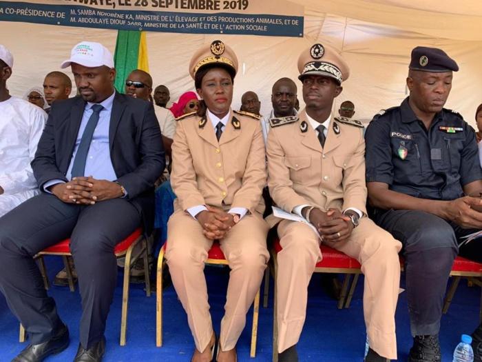Lutte contre la rage : Samba Ndiobène Ka magnifie les actions de l'État et des partenaires pour éradiquer ce fléau